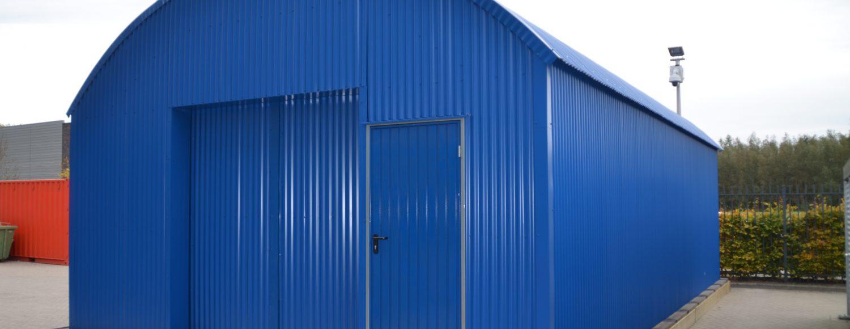 blauwe Variantloods 7.8mtr