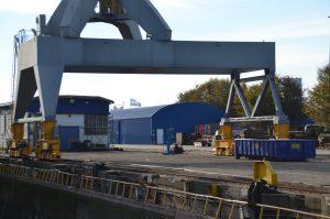 Variantloods geleverd in de logistieke sector