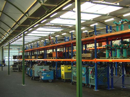 Stellingen Voor Garage.Magazijn Stellingen Stelling Pallets 2013 11 26 093903 Variant